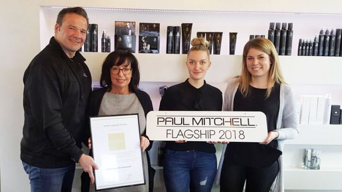 Paul Mitchell Flagship Salon
